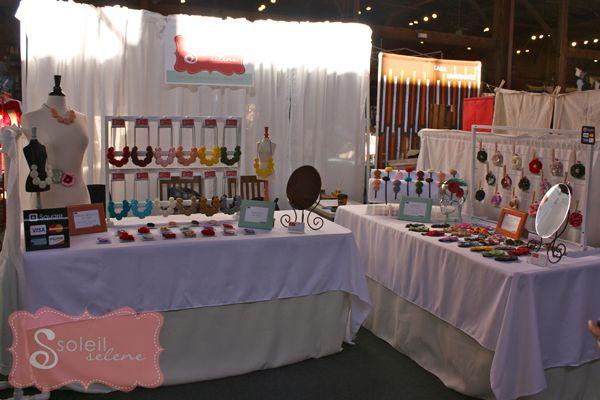 My Bazaar Bizarre Craft Booth Display – Her Good Life