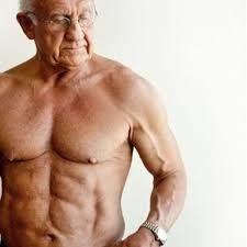 Image result for 70 year old man with 6 pack | Older men ...