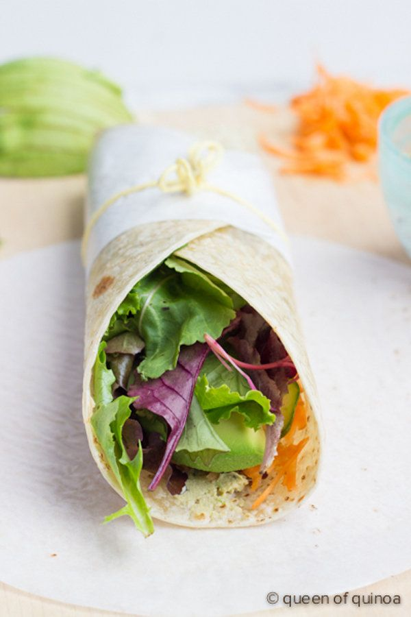 11 Homemade Delicious and Nutritious Wraps