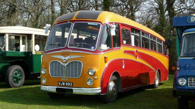 Lord K's Garage - #48. British Streamline Buses – Dieselpunks