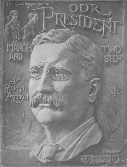Теодор Рузвельт на ноты, 1932