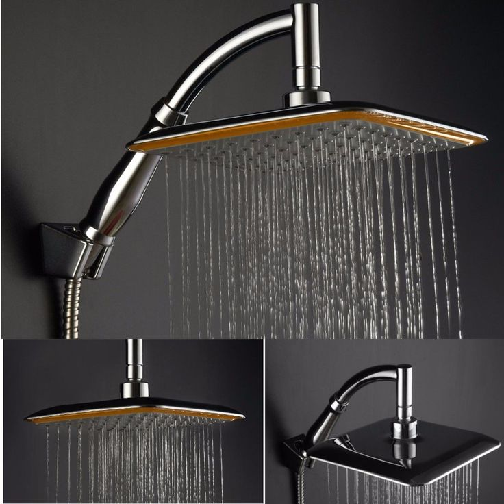 Best 25+ Shower head extension ideas on Pinterest | Rain shower ...