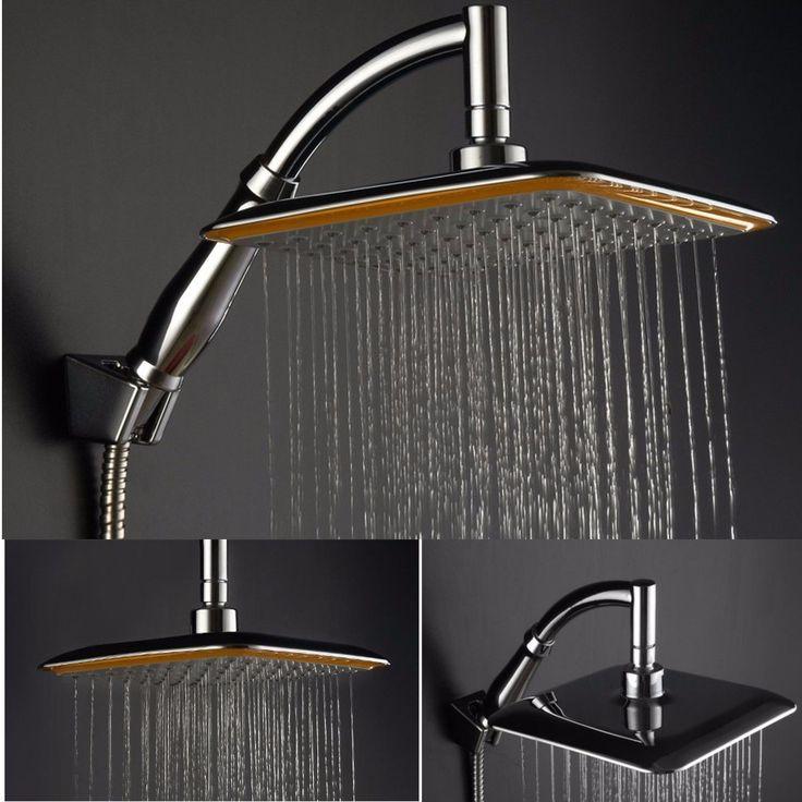 The 25+ best Shower head extension ideas on Pinterest | Rain ...