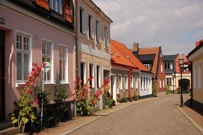 Visit Ystad, Sweden, home of Henning Mankell's Detective Kurt Wallander, featured in his mystery books & film adaptations.
