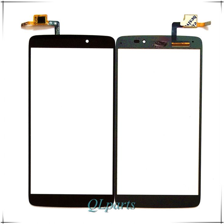 "5,5 ""100% Test Touchscreen Digitizer Für Alcatel One Touch Idol 3 6045 OT6045 6045Y Touchscreen Vorder Outter Sensor Panel Glas"