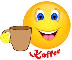 Smiley – Kaffee 6