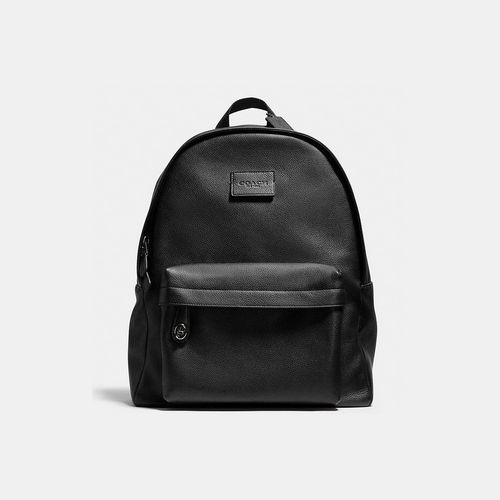 Coach Christmas Sale & COACH CAMPUS backpack BLACK ANTIQUE NICKEL/BLACK
