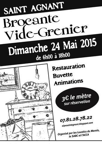 Brocante/vide grenier | ICI Magazine - Charente Maritime