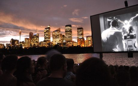 St George Open Air Sydney Cinema