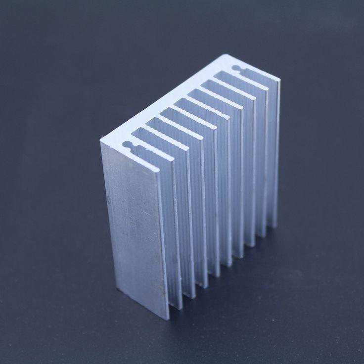 High quality 50 x 45 x 18mm radiator Aluminum heatsink #Affiliate