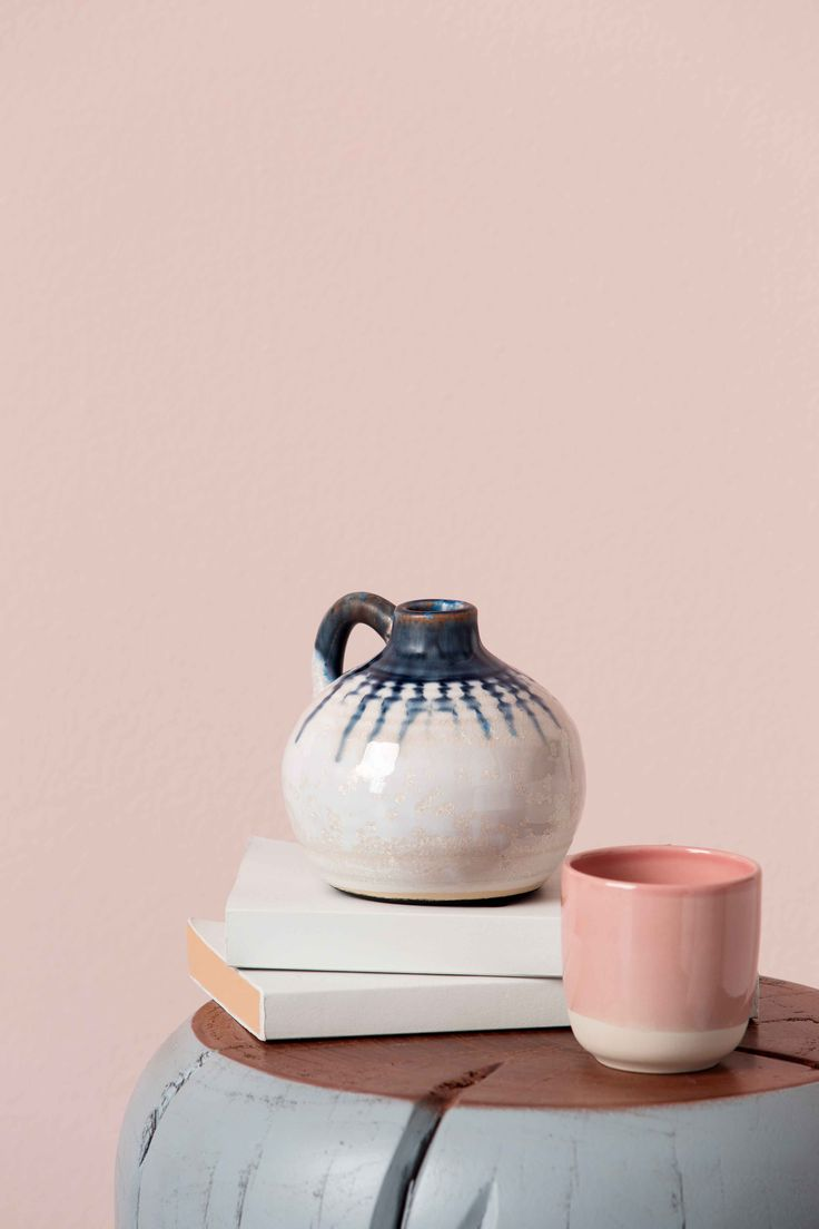 Recharge and unwind in this ephemeral palette, full of beautiful dusty pinks and blues teamed with warm grey tones