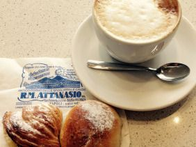 Breakfast in Napoli