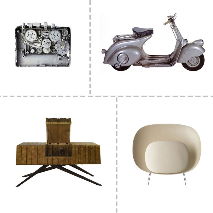 "3.  Wednesday - #LikeBoyScout  -  1. the portable cassette player - sony 1979 2. piaggo - Vespa model 98 - 1946  3. #winebar by gabriel auer ( tirol, lignorama ) 4. foscarini stewie lamp - named for a character from the animated series "" family guy "" ...."