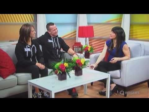 Me First Fitness - Discussing New Year's Resolutions, Health, Fitness & Nutrition on Daytime Durham - YouTube