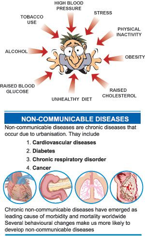 25+ best ideas about Non communicable disease on Pinterest ...