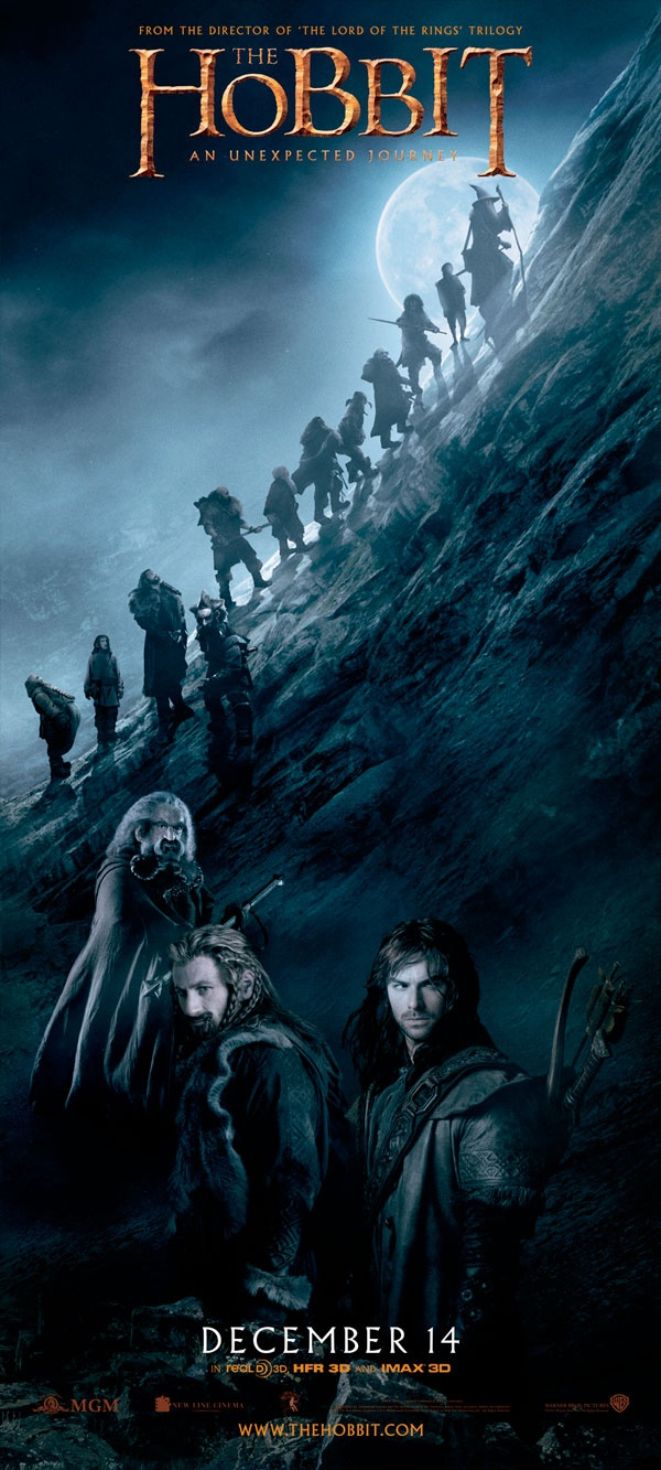 The Hobbit: An Unexpected Journey, banner 3