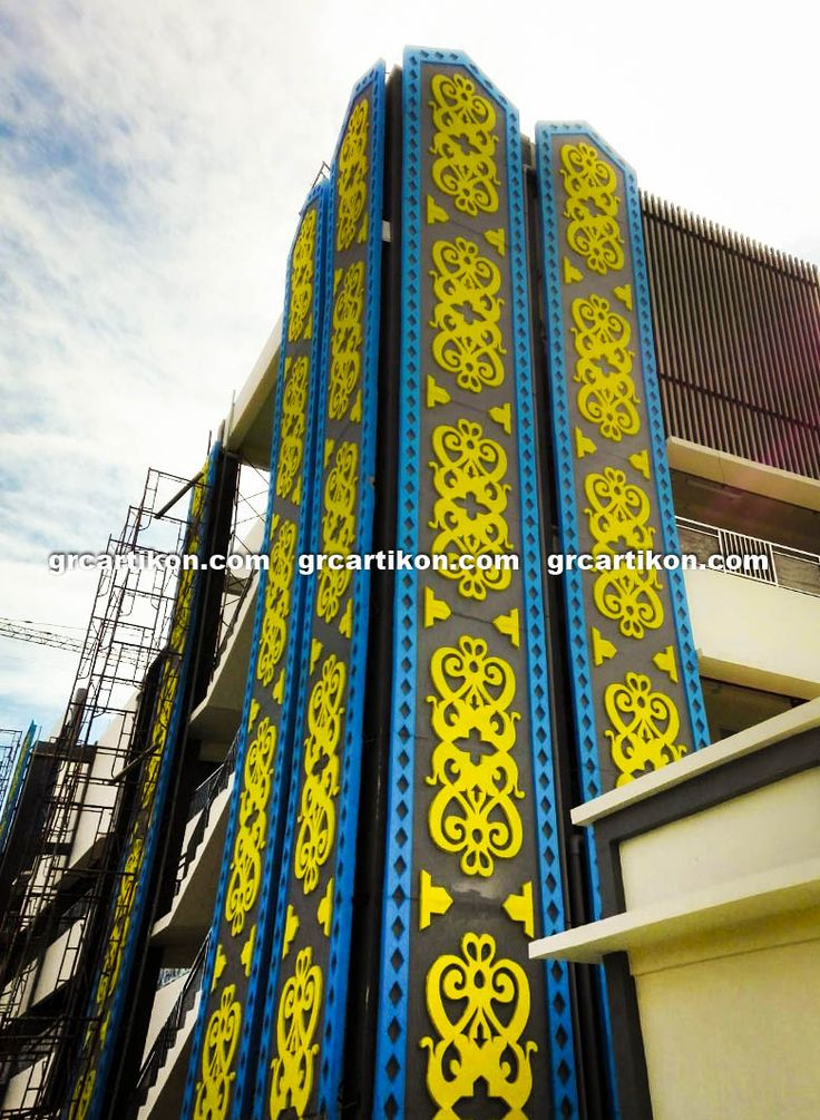 Grc Cladding Panel : Best grc cladding panel pasar bontang images on