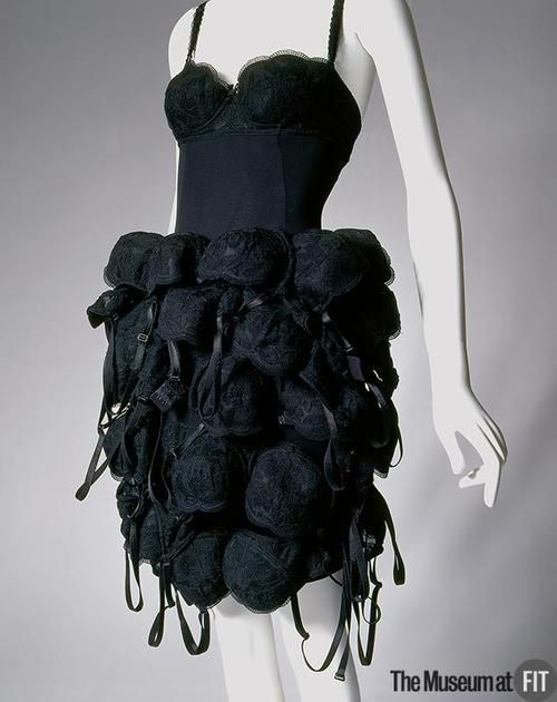 Brassiere Dress  Franco Moschino, 1984  The Museum at FIT