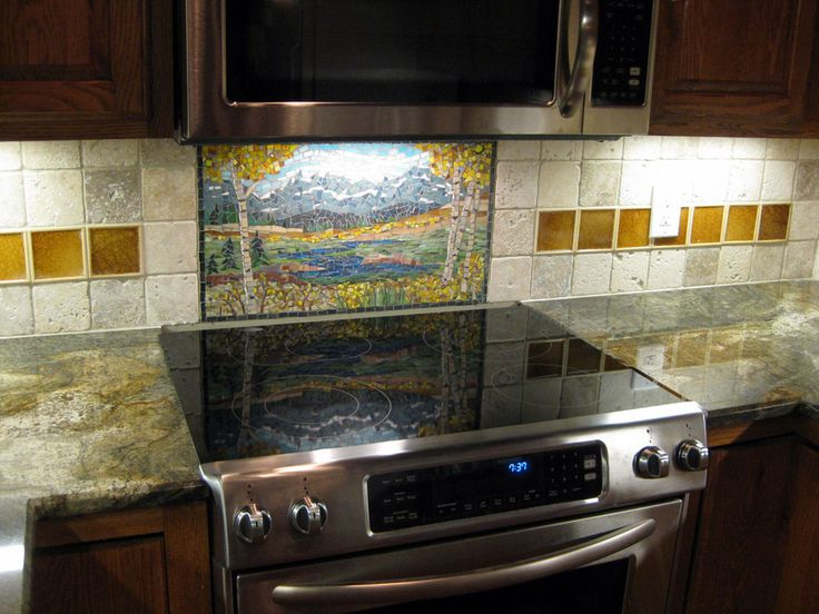 Kitchen Backsplash Art 16 best cynthia fisher images on pinterest | stained glass, mosaic