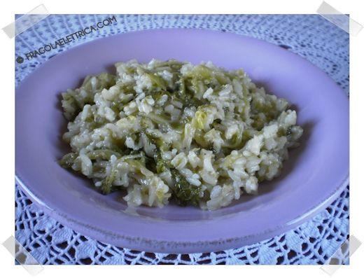 RISO E VERZA fragolaelettrica.com Le ricette di Ennio Zaccariello #Ricetta