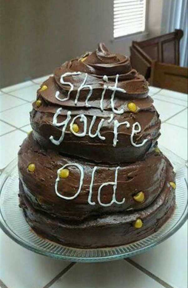 Yup...making you this for your 30th birthday