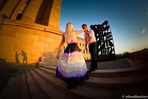 Video pre wedding | Philadelphia | Oitomilimetros