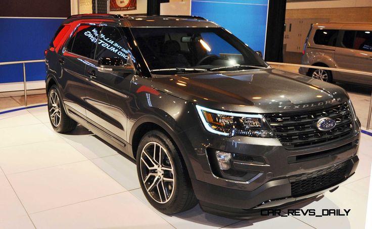2016 Ford Explorer Sport in 2020 Ford explorer sport