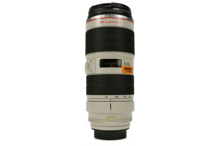 Canon 70-200mm F2.8 IS II