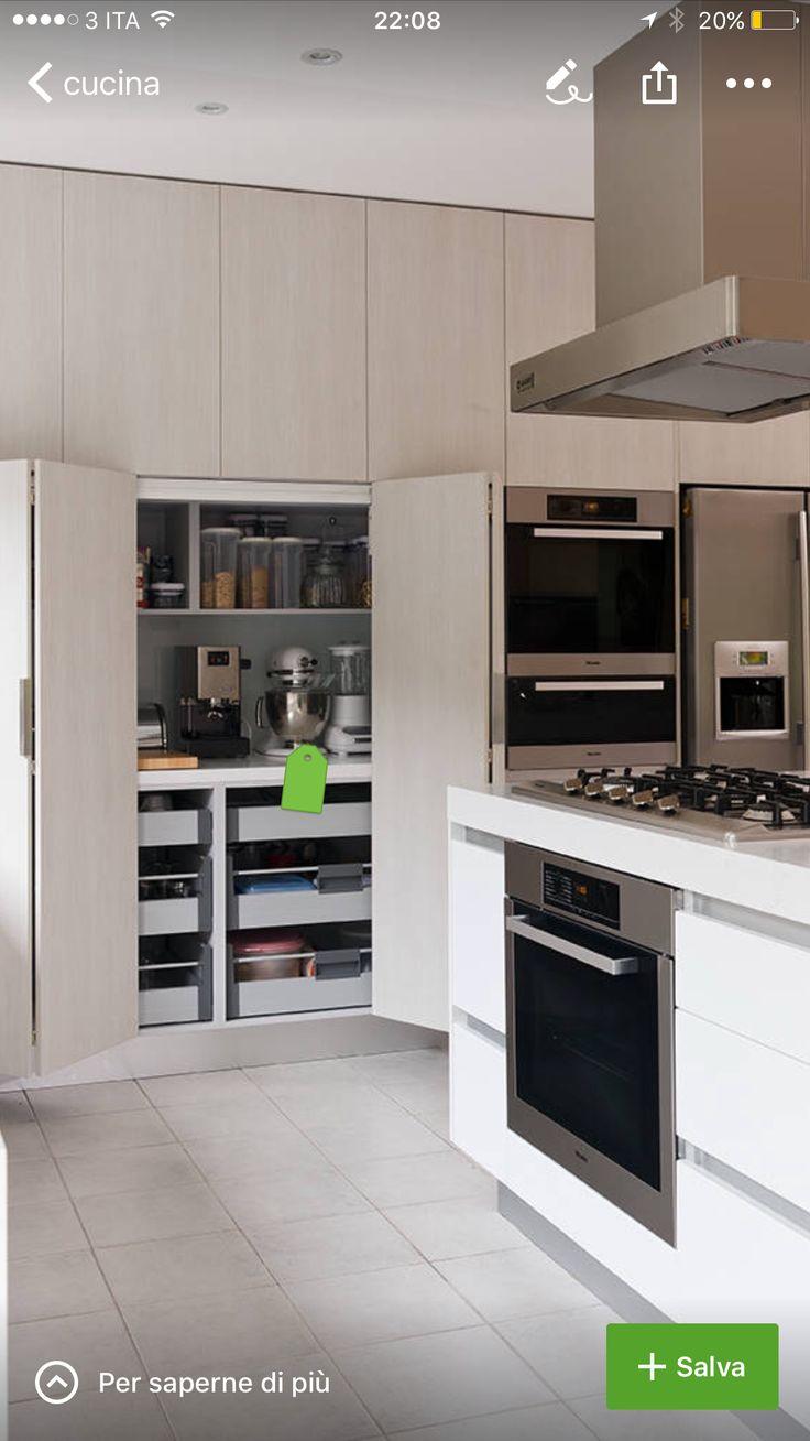 Più di 25 fantastiche idee su Dispensa Cucina su Pinterest  Arredamento cott...