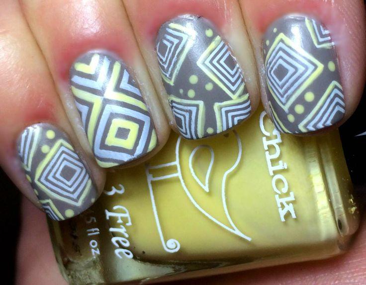 Mejores 1356 imágenes de nurls. en Pinterest | Arte de uñas, Diseño ...