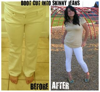 How to make Skinny jeansThe Tootsie Wootsie | The Tootsie Wootsie