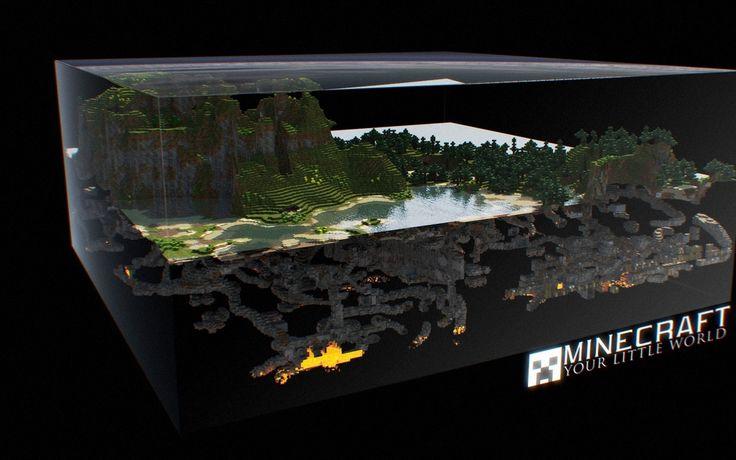 Minecraft Computer Wallpapers, Desktop Backgrounds
