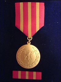 Forsvarets medalje for edel dåd