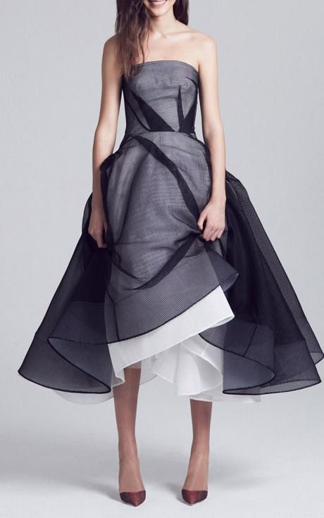 Maticevski Spring/Summer 2015 Trunkshow Look 25 on Moda Operandi