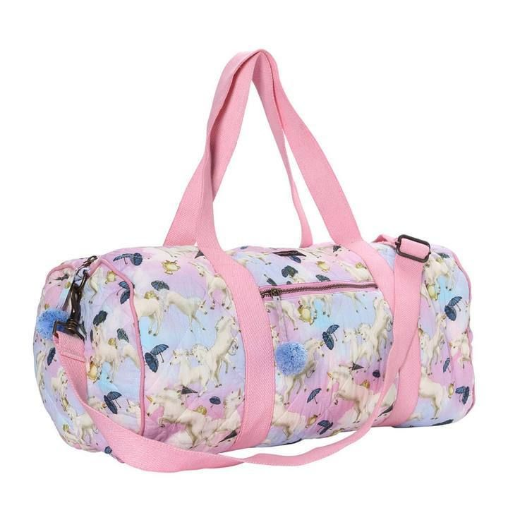 Kip & Co - Animalia Unicorns Duffle Bag