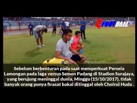 "OMG DUKA DILANGIT SEPAKBOLA INDONESIA KRONOLOGI ""CHOIRUL HUDA"" SANG LEGE..."