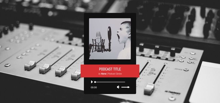 For this week's UI Challenge we've designed and built a Podcast Audio Module, and provide you with the easy-to-follow step by step instructions.