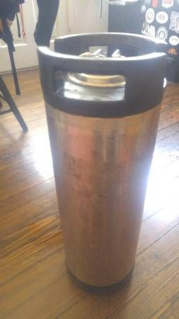 Live in Richmond VA and looking for a cheap ball lock keg? #homebrewing #homebrew #beer #craftbeer #brewingbeer #beerbrewing #recipe #DIY #hops #mead #homebrewer