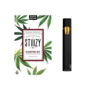 Buy Stiiizy prefilled cartridge online   idk   Kit rose