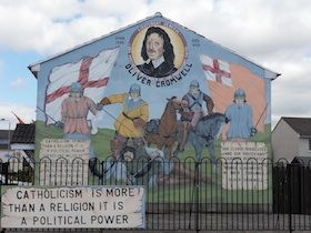 Muur Noord-Ierland