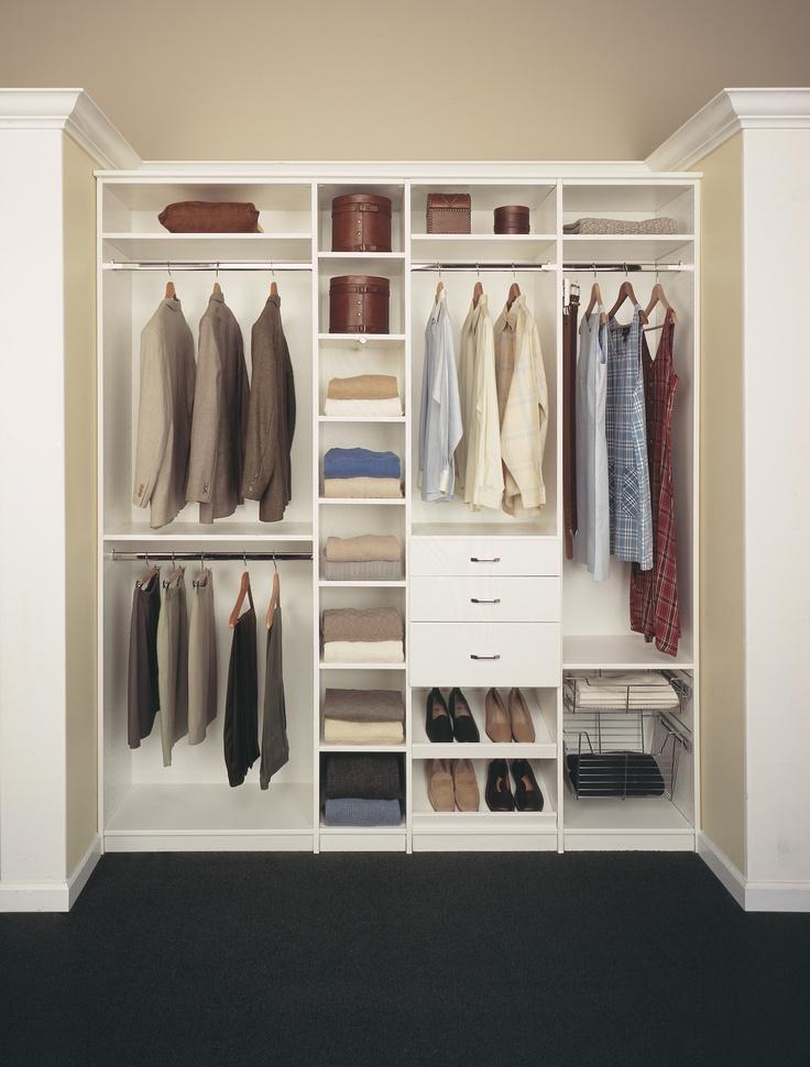 Bedroom Closet Ideas On Closet Organizers Closets Organizers Closet  Organizer Closet