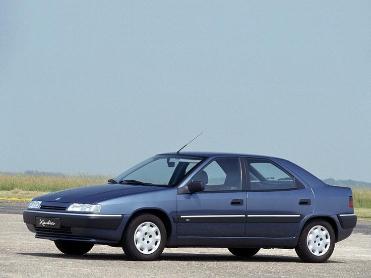 Citroën Xantia (1993 – 1997).