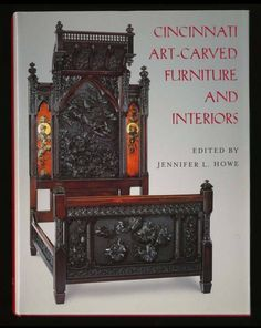 70 Best Images About Cincinnati Art Carved Furniture On