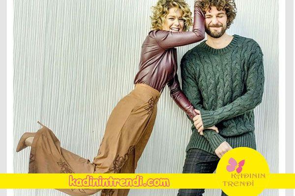 Burcu Biricik'in giydiği bluzun markası, OfficialCity