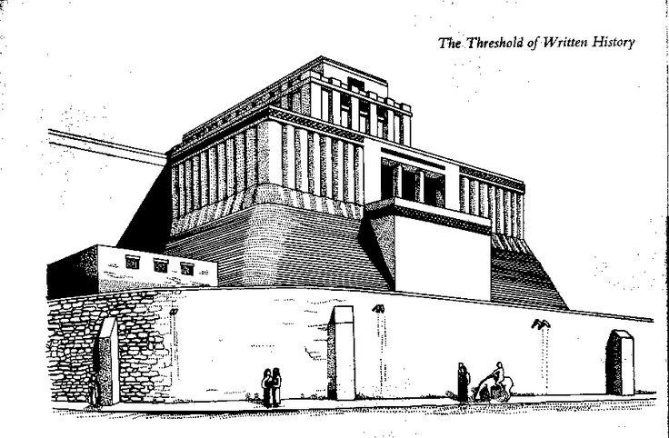 EARLY NEAR EAST ARCHITECTURE, MESOPOTAMIA, 5000-2000 BC
