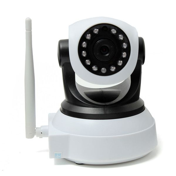 SUNLUXY 720P WiFi CCTV Out Indoor ONVIF Security IP Camera
