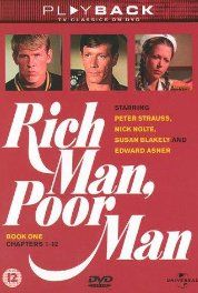Rich Man, Poor Man (1976) Poster