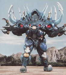 Silver Horns was one of the five villains to appear in Mighty Morphin Power Rangers Fighting Edition. Description from villains.wikia.com. I searched for this on bing.com/images
