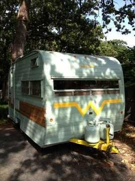 Vintage campers for sale texas - Yakaz