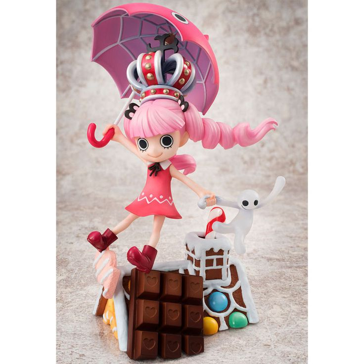 One Piece Excellent Model P.O.P CB-EX PVC Statue Perona (Sweets) 17 cm